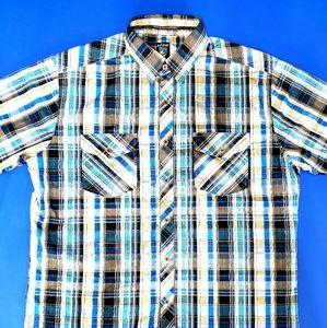 Kuhl Button Down Shirt Men's XL
